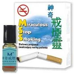 MIRACULOUS STOP SMOKING - zniechęca do palenia
